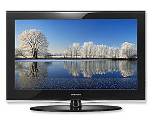 full hd schn ppchen samsung le 32 a 557 lcd fernseher. Black Bedroom Furniture Sets. Home Design Ideas